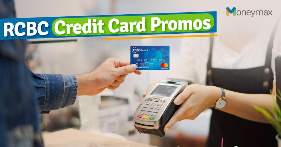 rcbc credit card promos