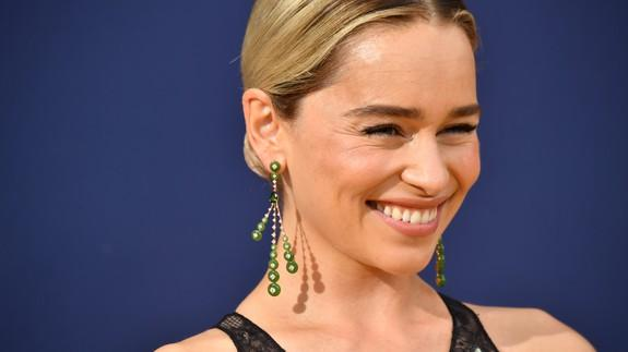 Emilia Clarke just got a perfect Game of Thrones tattoo