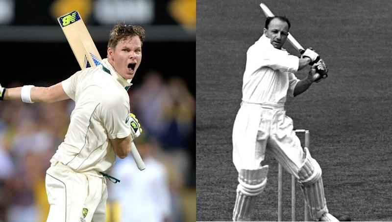 Steve Smith vs Don Bradman Records: Ashes Run-Spree Sparks Comparisons Between Australia's Two Batting Greats
