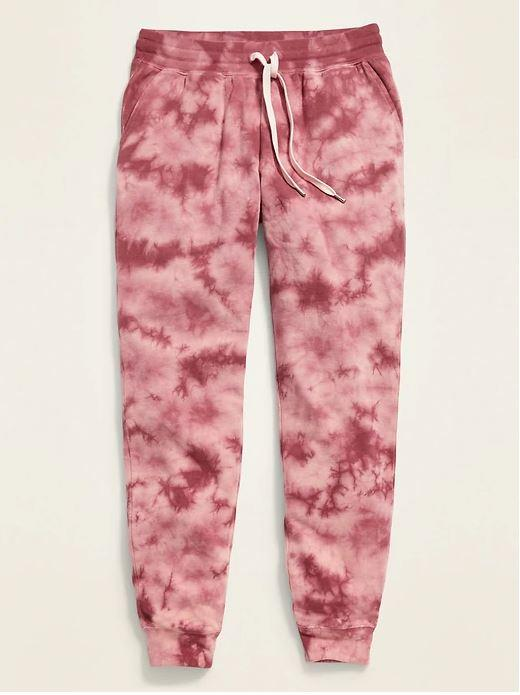 Mid-Rise Tapered-Leg Jogger Pants for Women (Photo via Old Navy)