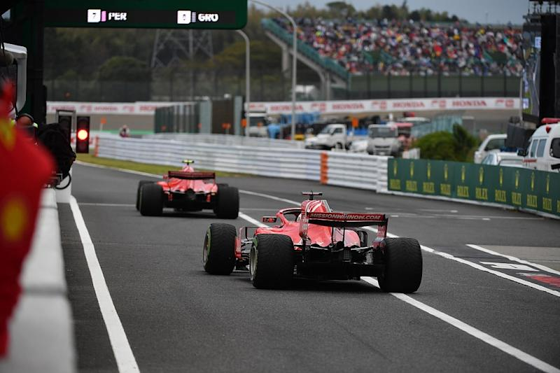 Vettel wants Verstappen face-to-face after Suzuka crash