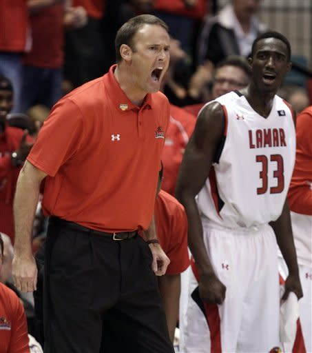 Pat Knight guides Lamar to NCAA tournament