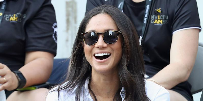 Prince Harry Wouldn't Hold Meghan Markle's Hand