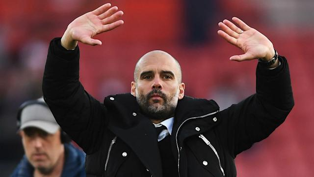 Manchester City boss Pep Guardiola hopes Vincent Kompany can have an extended run without injuries after his goal at St Mary's Stadium.