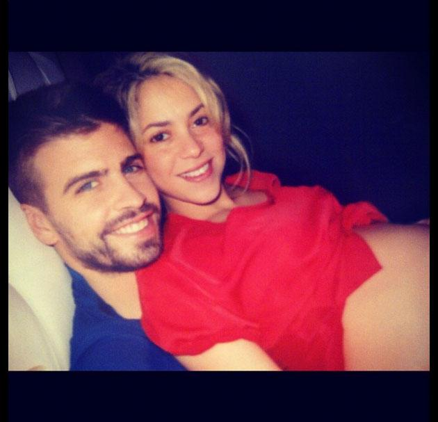 """Singer Shakira, soccer star Gerard Pique welcomed their baby - a boy called Milan. The name  Milan (pronounced MEE-lahn) means dear, loving and gracious in Slavic; in Ancient Roman, eager and laborious, and in Sanskrit, unification,"""" the star said in a statement posted on her website.  """"Just like his father, baby Milan became a member of FC Barcelona at birth,"""" the couple joked in a statement. Pique is a defender for Spanish La Liga runner-up FC Barcelona."""