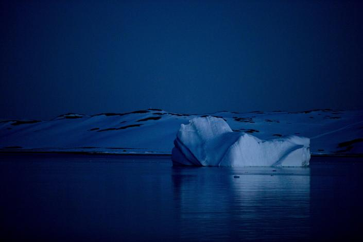 An iceberg floats near Byers Peninsula, Livingston Island, in the South Shetland Islands archipelago of Antarctica. On Tuesday, National Geographic announced that it's officially recognizing the body of water surrounding the Antarctic as the Southern Ocean, making it the fifth ocean alongside the Arctic, Atlantic, Indian, and Pacific.