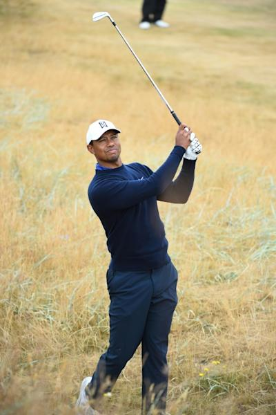 American golfing superstar Tiger Woods believes if he is to add to his 14 majors it will probably be The Open which the three-time champion says is down to being more accomodating to aging golfers