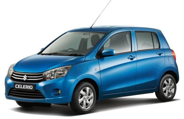 Cheapest Cars in the Philippines Under P700,000 - Suzuki Celerio