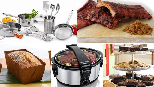 Exclusive Deals on Holiday Gifts and Meal Essentials, Only for 'GMA' Viewers!