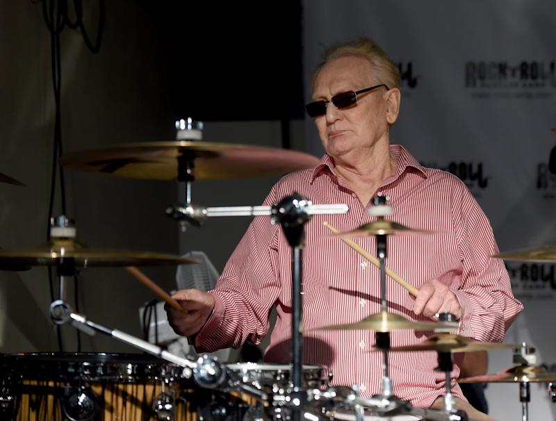 Ginger Baker, drummer with legendary rock band Cream, dies aged 80