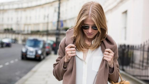 Blogger Molly of A Piece of Toast in London