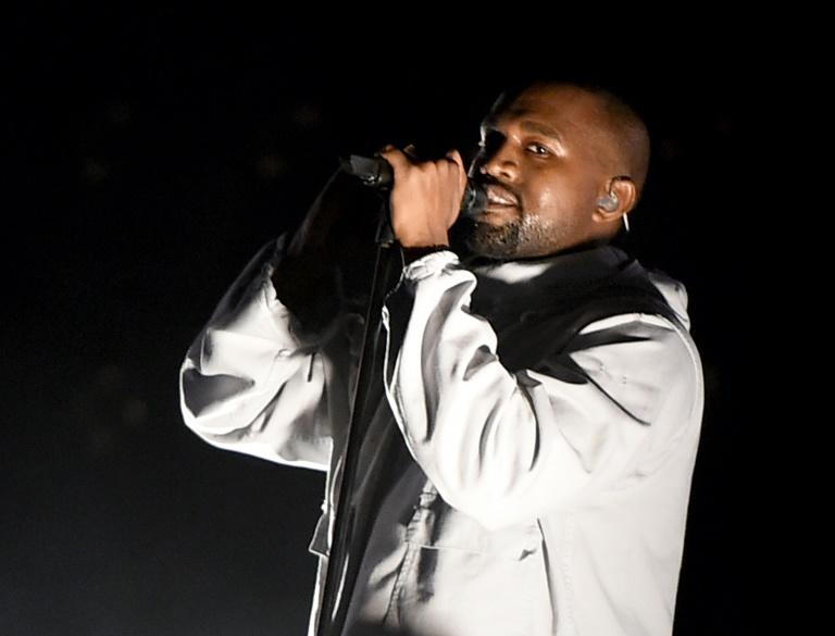 "Kanye West, seen here, said Abloh's move from the music mogul's fashion brand to to Louis Vuitton was ""hurtful"""
