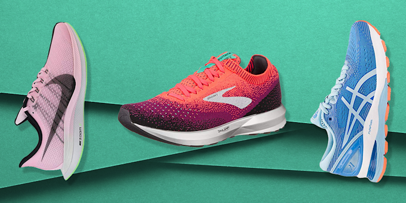 a07ca8f7 And This Year's Best Running Shoes For Women Are...
