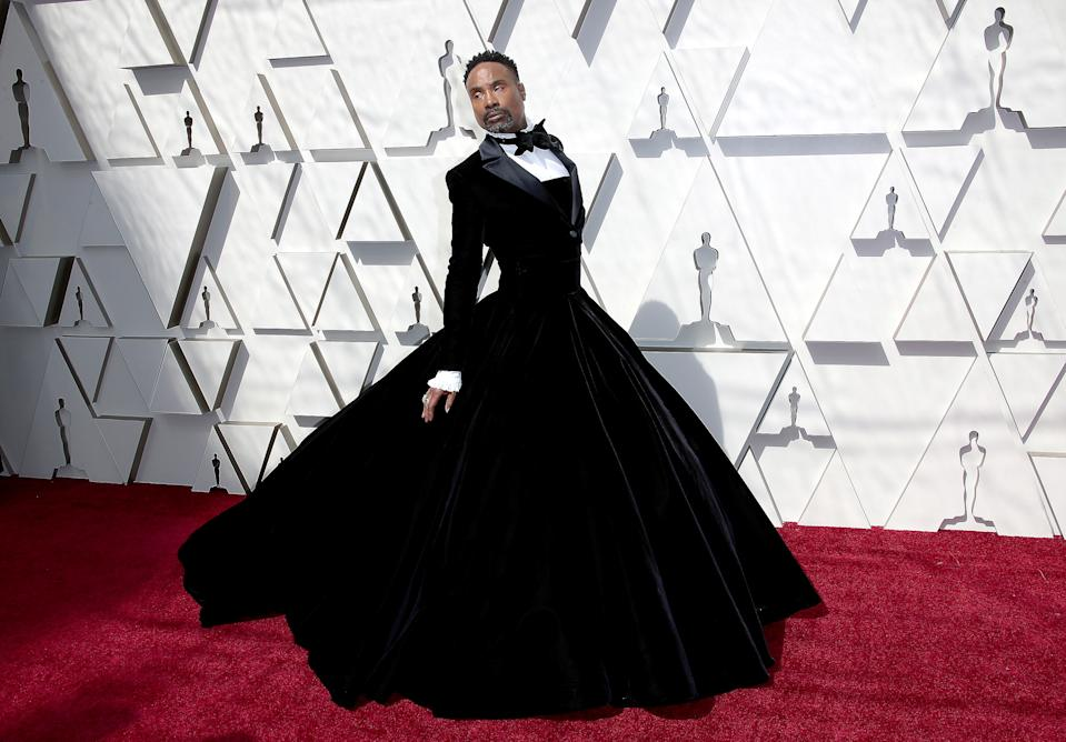 Billy Porter attends the 91st Annual Academy Awards at Hollywood and Highland on February 24, 2019 in Hollywood, Calif. (Photo: Dan MacMedan/Getty Images)