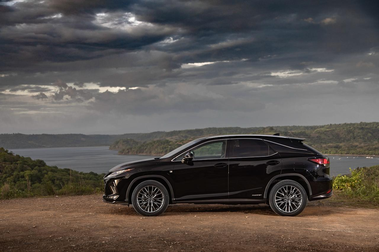 """<p>Intro: The 2020 Lexus RX350 and RX450h have received some minor styling, tech, and dynamic updates, making the best-selling luxury crossover a more appealing package. Read the full story <a href=""""http://www.caranddriver.com/reviews/a28493755/2020-lexus-rx350-rx450h-drive/"""" target=""""_blank"""">here</a>.</p>"""