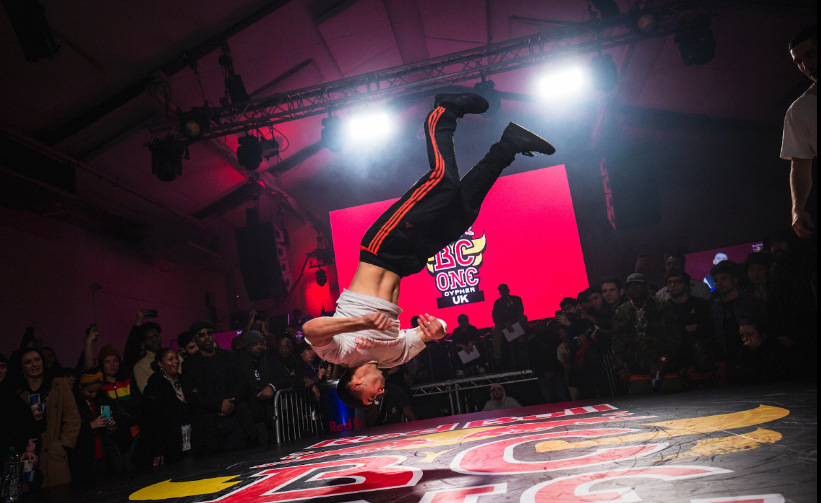 Kid Karam is a member of Smac19 and The Yangsterz CrewRed Bull