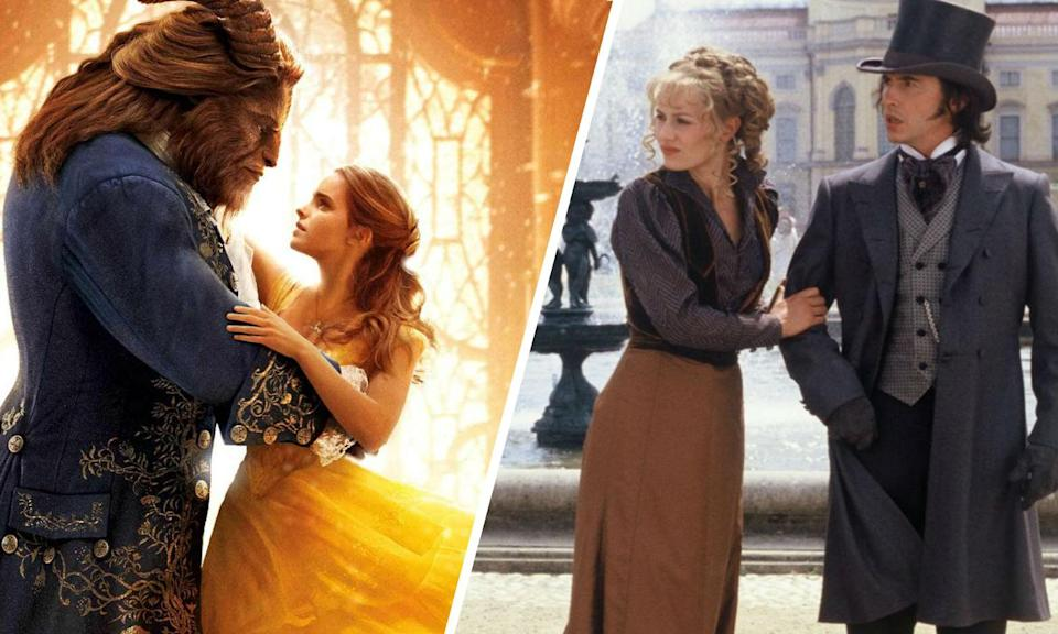 Beauty and the Beast is the most profitable remake of the last forty years