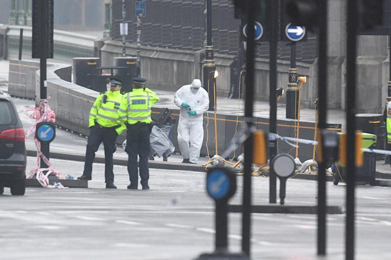 Attack: Police have arrested a total of 12 people: Jeremy Selwyn