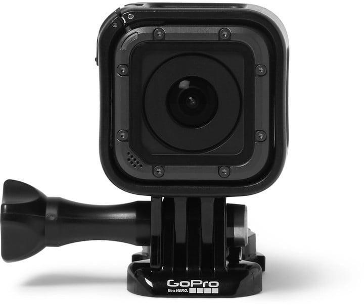 <p>If he likes bike riding or long drives, he can relive his favorite experiences all over again by watching them on this <span>GoPro HERO Session Camera</span> ($190). These are so sturdy that they can withstand most weather conditions and even go up to 10 meters underwater.</p>