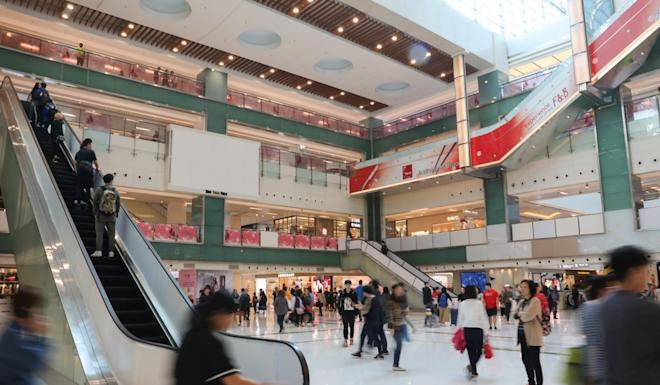 New Town Plaza in Sha Tin has been a flashpoint for clashes between protesters and police. Photo: Felix Wong