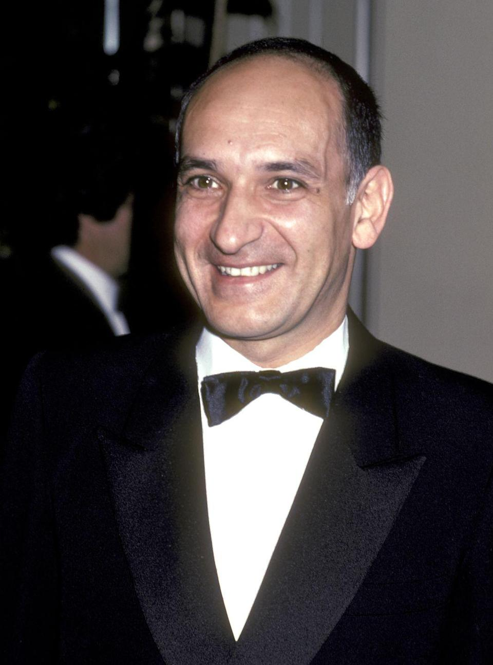 <p>Ben Kingsley was working with quite a bit of hair when he starred in his Oscar winning role in <em>Gandhi. </em>Ironically, the role required him to shave his head. </p>