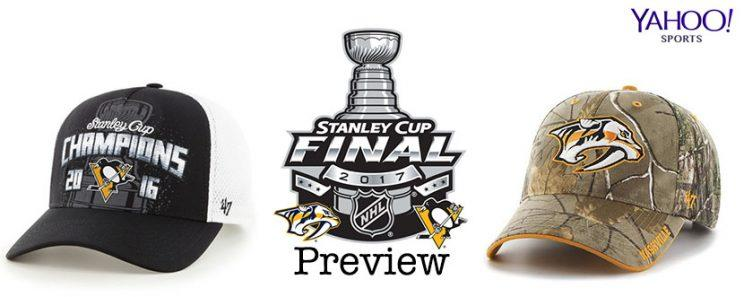 The Pittsburgh Penguins and Nashville Predators will play for the Stanley  Cup beginning next week 7b6ae6324