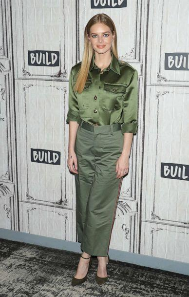 PHOTO: Actress Samara Weaving attends the Build Series to discuss 'Ready or Not' at Build Studio on August 22, 2019, in New York. (Jim Spellman/Getty Images)