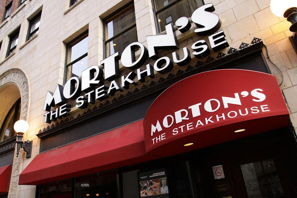 """<p>As with Christmas, your local Morton's is open and ready to party. You can make a <a href=""""https://www.mortons.com/holiday/new-years-eve/"""" rel=""""nofollow noopener"""" target=""""_blank"""" data-ylk=""""slk:reservation"""" class=""""link rapid-noclick-resp"""">reservation</a> now to spend either New Year's Eve or New Year's Day with them. Or you could do both! Have a ball.</p>"""