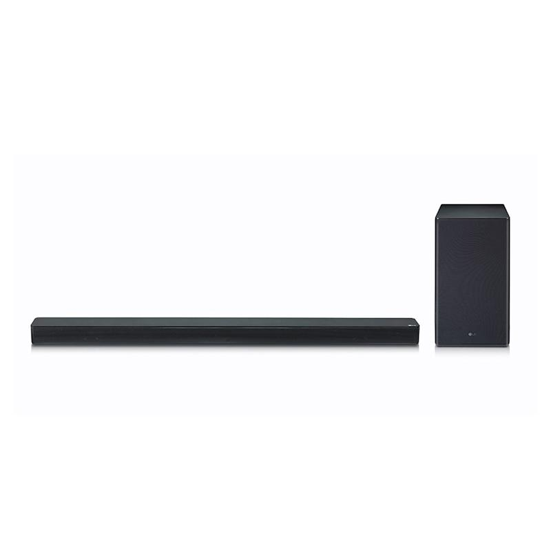 This soundbar supports Dolby Atmos. (Photo: Amazon)