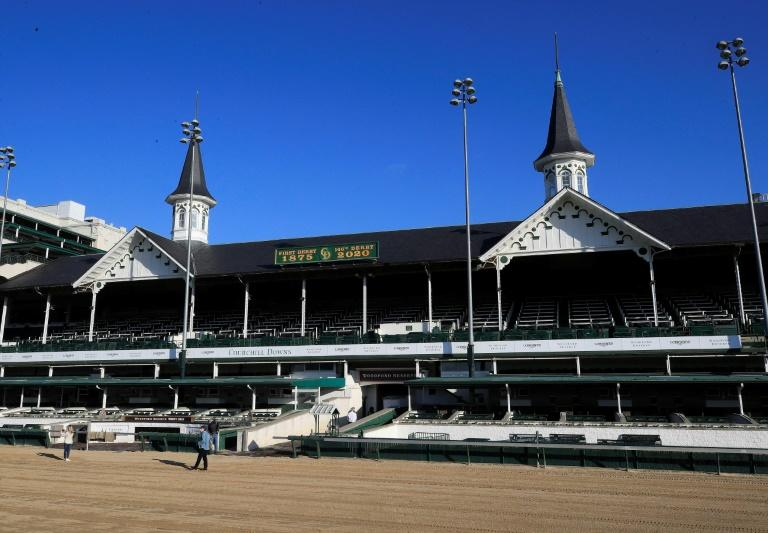 No spectators at Kentucky Derby over COVID-19 concerns