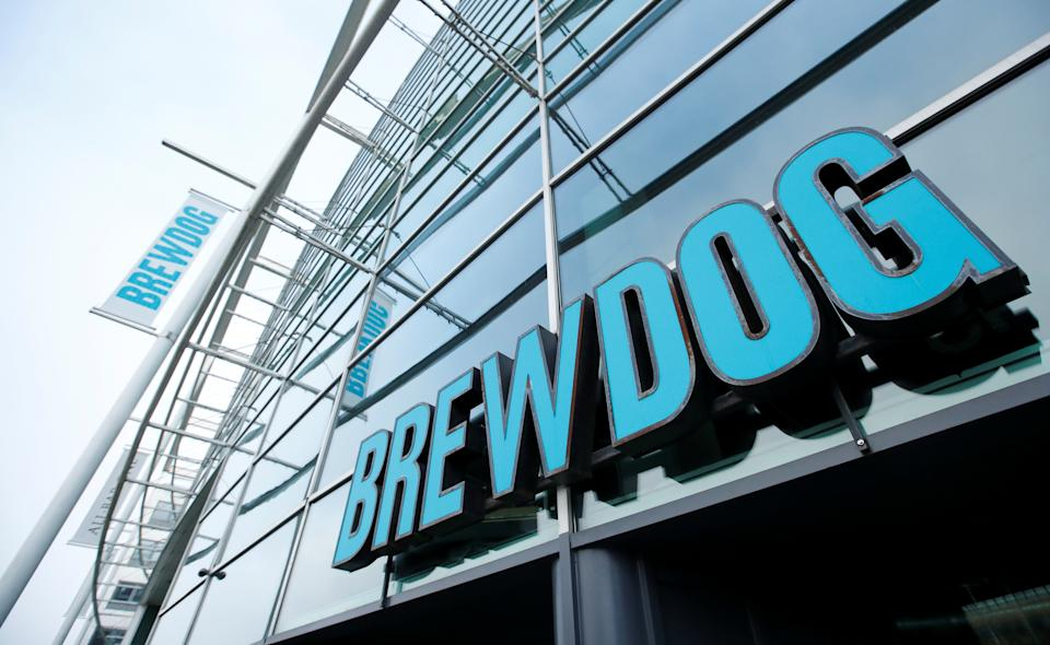 The Scottish brewer will be subject to an independent review and an anonymous staff survey will be conducted to 'paint a comprehensive picture of the Brewdog culture at every level'. Photo: Andrew Boyers/Reuters