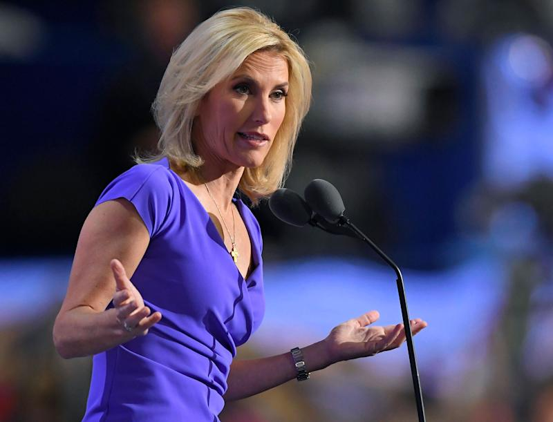 Laura Ingraham speaks during the Republican National Convention in Cleveland on July 20, 2016. (Photo: Mark J. Terril, file/ASSOCIATED PRESS)