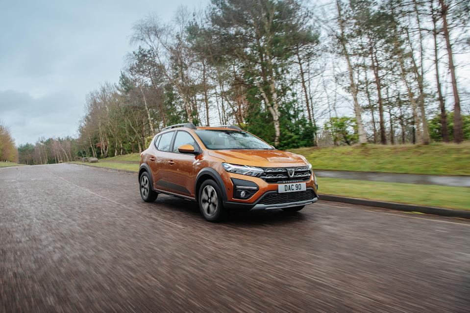 <p>For a range that starts at £7,995 in truly basic trim, the Sandero remains something of a motoring wonder</p> (Dacia)
