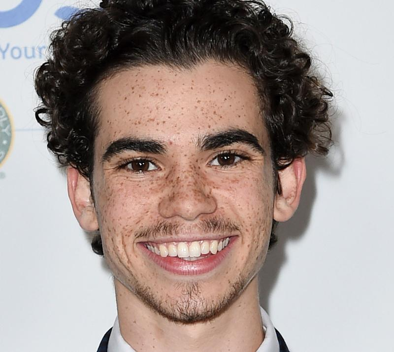 Actor Cameron Boyce died on Saturday, his family has confirmed. (Photo: Richard Shotwell/Invision/AP)