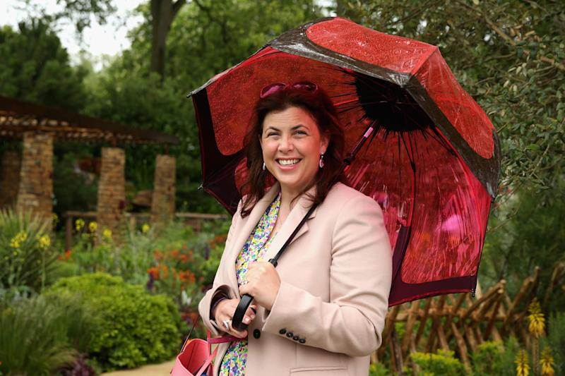 Twitter row: Kirstie Allsopp, property presenter and tweeter: Chris Jackson / Getty Images