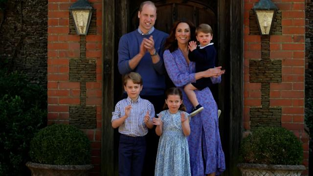"Kate Middleton and Prince William ""eager"" to keep Charlotte and ..."