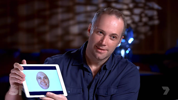 Karl can't tell who Steve Pennells is by his face even when he is right in front of him
