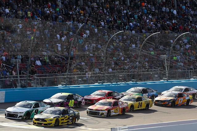 NASCAR races at the Atlanta Motor Speedway (March 15) and Homestead-Miami Speedway (March 22) postponed.