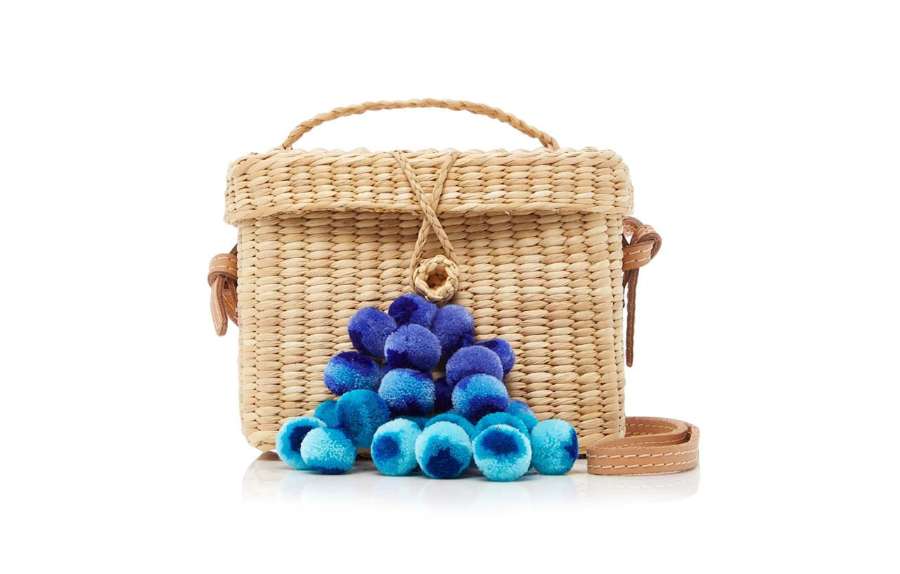 """<p>Brazilian basket brand Nannacay has been popping up all over Instagram on the feeds of Poppy Delevingne and fashion maven Eva Chen. Luckily for us, it's not too expensive, providing the perfect summer accessory.<br /><a rel=""""nofollow"""" href=""""https://www.modaoperandi.com/search?q=nannacay&sort=relevance#cell210292""""><i>Moda Operandi, from £120</i></a> </p>"""