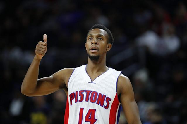 """<a class=""""link rapid-noclick-resp"""" href=""""/nba/players/4800/"""" data-ylk=""""slk:Ish Smith"""">Ish Smith</a> could help carry you to a fantasy title. (AP)"""
