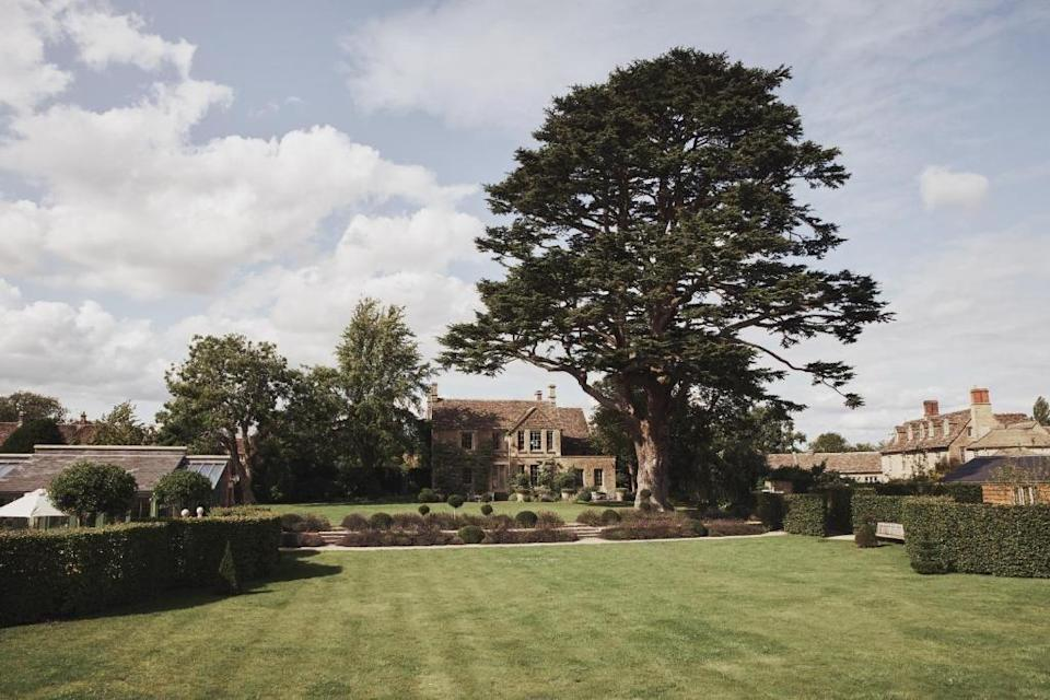 """<p>This tranquil hotel in picturesque Lechlade features a spa, a farm, and even a cookery school where you can indulge in seasonal food plucked from its grounds. Also committed to its eco-friendly practices, <a href=""""https://go.redirectingat.com?id=127X1599956&url=https%3A%2F%2Fwww.booking.com%2Fhotel%2Fgb%2Fthyme-lechlade.en-gb.html%3Faid%3D2070929%26label%3Dsustainable-hotels&sref=https%3A%2F%2Fwww.redonline.co.uk%2Ftravel%2Fg36889465%2Fsustainable-hotels%2F"""" rel=""""nofollow noopener"""" target=""""_blank"""" data-ylk=""""slk:Thyme"""" class=""""link rapid-noclick-resp"""">Thyme</a> has a 150-acre farm that extracts spring water from an underground river source and has been awarded the highest rating from The Sustainable Restaurant Association for both environmental and social work, supporting community and local business.</p><p><a class=""""link rapid-noclick-resp"""" href=""""https://go.redirectingat.com?id=127X1599956&url=https%3A%2F%2Fwww.booking.com%2Fhotel%2Fgb%2Fthyme-lechlade.en-gb.html%3Faid%3D2070929%26label%3Dsustainable-hotels&sref=https%3A%2F%2Fwww.redonline.co.uk%2Ftravel%2Fg36889465%2Fsustainable-hotels%2F"""" rel=""""nofollow noopener"""" target=""""_blank"""" data-ylk=""""slk:CHECK AVAILABILITY"""">CHECK AVAILABILITY</a></p>"""