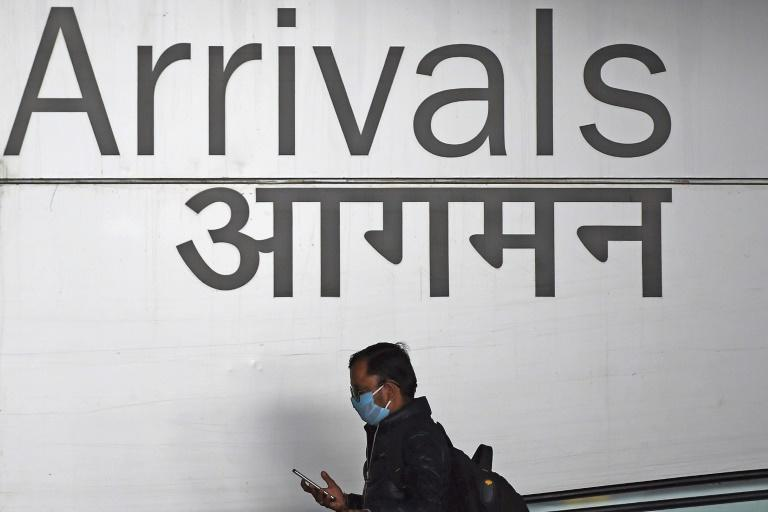 India is grounding all domestic flights in a bid to contain the virus, having already barred international arrivals