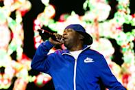 Malik Isaac Taylor, aka Phife Dawg, was a founder member of the seminal hip-hop group A Tribe Called Quest. He passed away on March 22 due to complications related to diabetes. He was only 45 years old. (Photo: Getty Images)