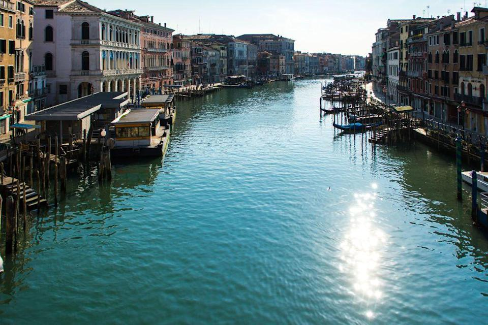 <p>Many parts of Italy, including Venice, have been on lockdown for weeks as Italy grapples with the severe Coronavirus outbreak in the country.</p><p>One small silver lining has been reported in Venice. Locals have noticed how clear the water appears perhaps due to the lack of motor boats and general crows and pollution. These clearer waters have even led to wildlife appearing in the canals with swans, fish and more spotted in recent days.</p>