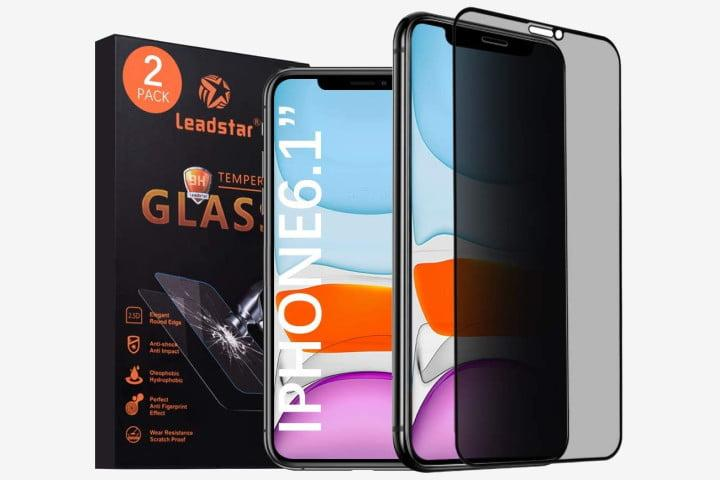 Leadstar Privacy Screen Protector for iPhone 11