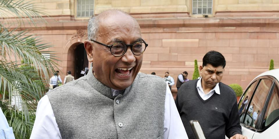 Congress Rajya Sabha MP from Madhya Pradesh, Digvijaya Singh, has assets worth more than Rs 40 crore.
