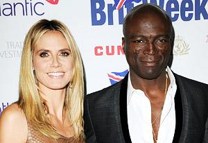 Heidi Klum and Seal | Photo Credits: Craig Barritt/WireImage
