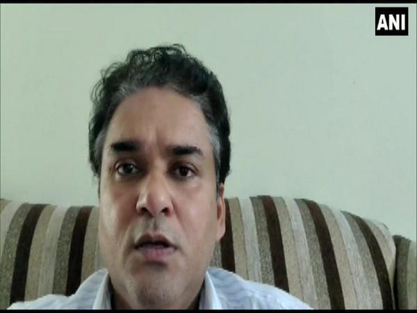 Dr Sudhanshu Bankata, Executive Director, Batra Hospital speaking to ANI