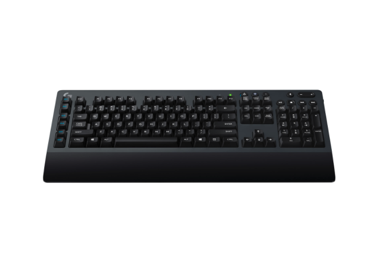 Logitech G613 Wireless Mechanical Romer-G Gaming Keyboard. Image via Best Buy.