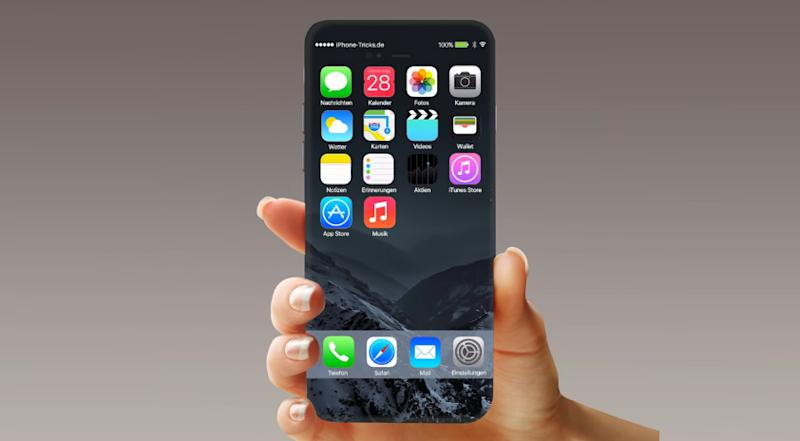 2017 iPhone to Feature